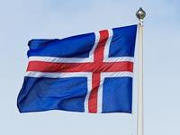 דגל איסלנד / צלם: רויטרס